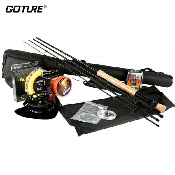 Goture Fly Fishing Rods 5/6 and 7/8