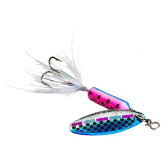 Inline Spinners for Trout Fishing