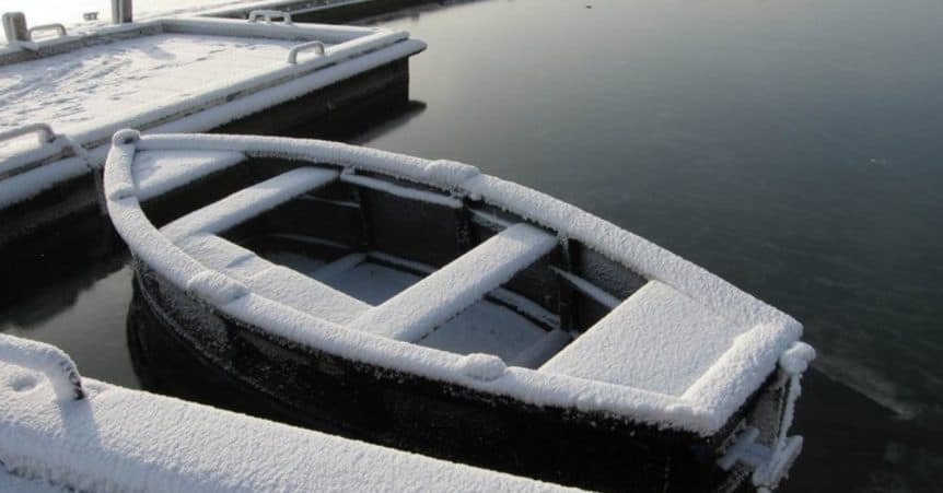 How to Winterize A Boat the Proper Way