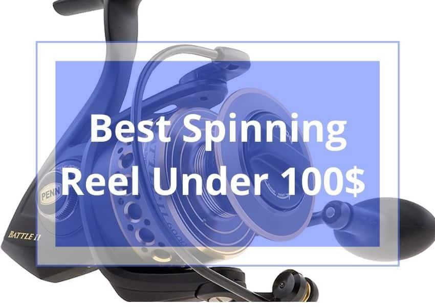 Best Spinning Reel Under 100$