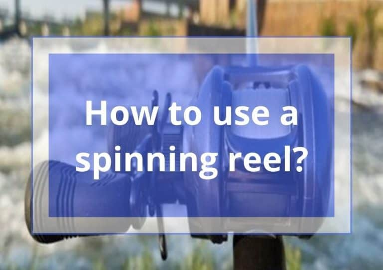 How to Use a Spinning Reel?